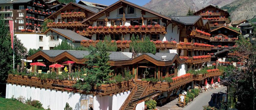 Hotel Ferienart Resort & Spa, Saas-Fee, Switzerland - Exterior.jpg